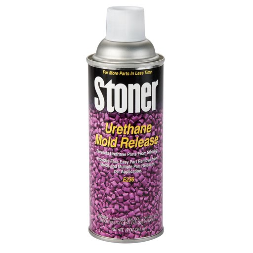 View a Larger Image of Stoner Urethane Mold Release 12oz. Spray Can