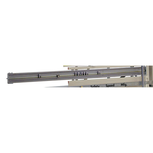 View a Larger Image of Stop Bar for Safety Speed H4, H5, H6, 6400, 6800,SR5, SR5U, 3400, 7400, 7400XL Vertical Panel Saws/R