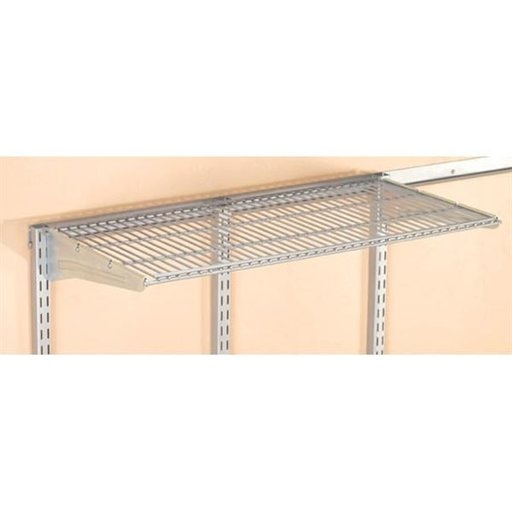 "View a Larger Image of Storability 31"" Wire Shelf with LockOn Brackets, Model 1720"