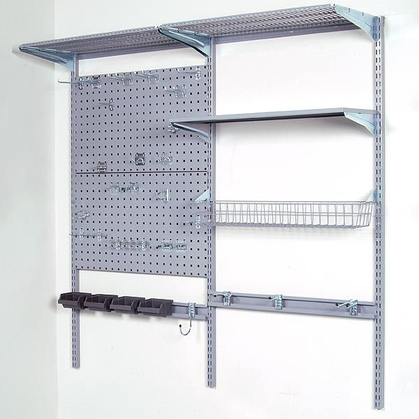 outdoor hanging organization system sears pertaining for best garage to house your wall gladiator systems decor interior
