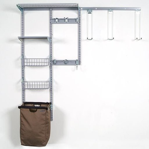 View a Larger Image of Storability Garden Shed Wall Storage System, Model 1760