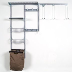 Storability Garden Shed Wall Storage System, Model 1760