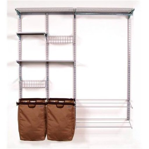 View a Larger Image of Storability Utility Room Wall Storage System, Model 1750