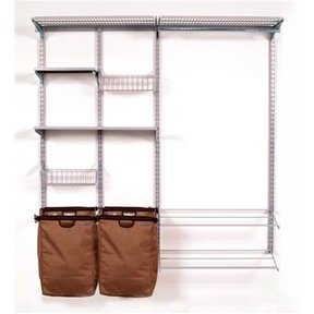 Storability Utility Room Wall Storage System, Model 1750