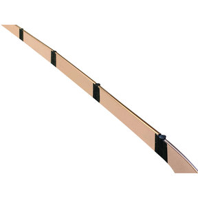 "Straight Landscape Edging Kit 16' - 1"" profile"