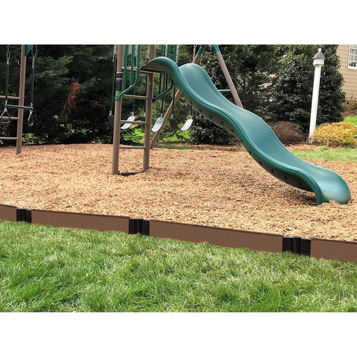 """View a Larger Image of  Straight Playground Border 16' - 1"""" profile"""