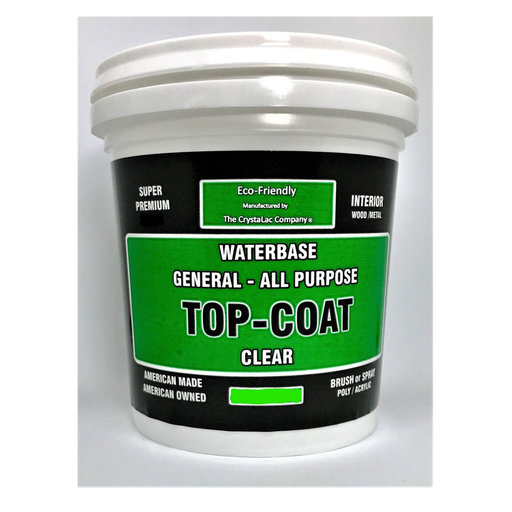 View a Larger Image of Super Premium General All Purpose Top-Coat Flate-Matte Pint