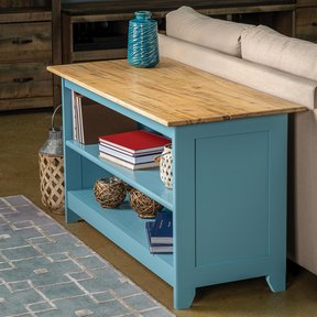 Super Sofa Table Downloadable Plan