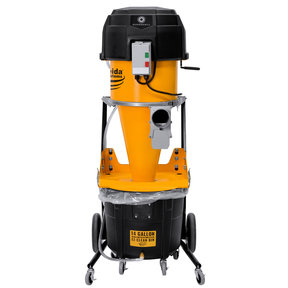 Supercell Mobile High Pressure Dust Collector, 14 Gallon