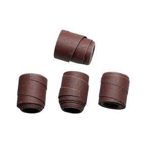 Pre-Cut Abrasive Wraps for 16-32 Drum Sanders 36 Grit 4 pc