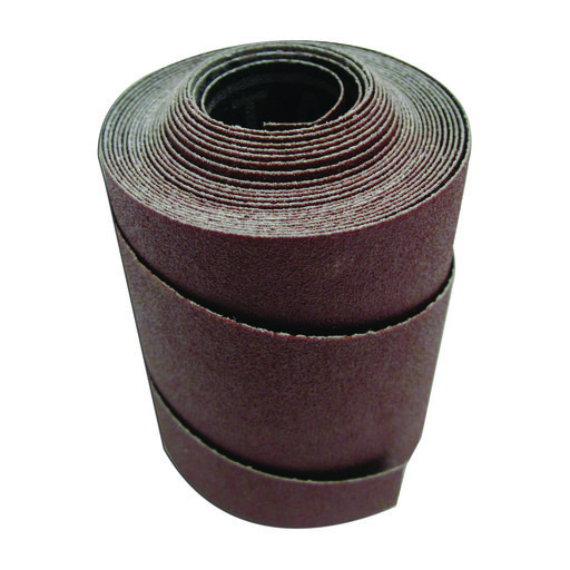 "View a Larger Image of Individual Sandpaper Wrap for 25"" Drum Sander, 120 Grit"