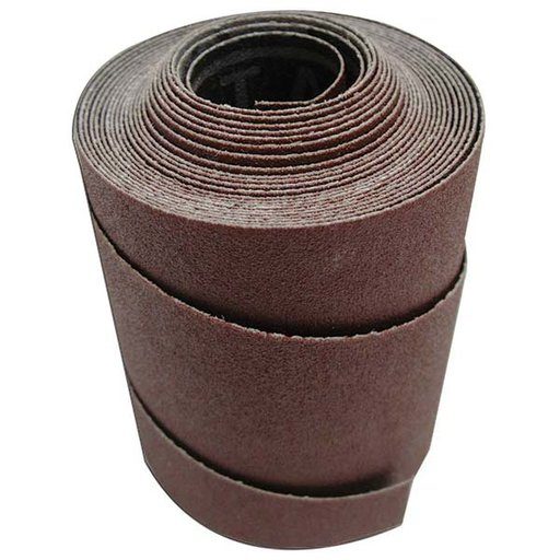 "View a Larger Image of Individual Sandpaper Wrap for 25"" Drum Sander, 150 Grit"