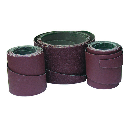 "View a Larger Image of Sandpaper Wraps for 25"" Drum Sander, 36 Grit, 3-Pack"