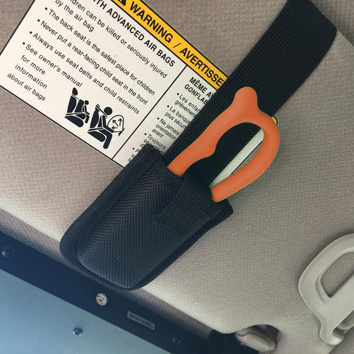 View a Larger Image of SuperVizor XT Auto Rescue Tool - Orange