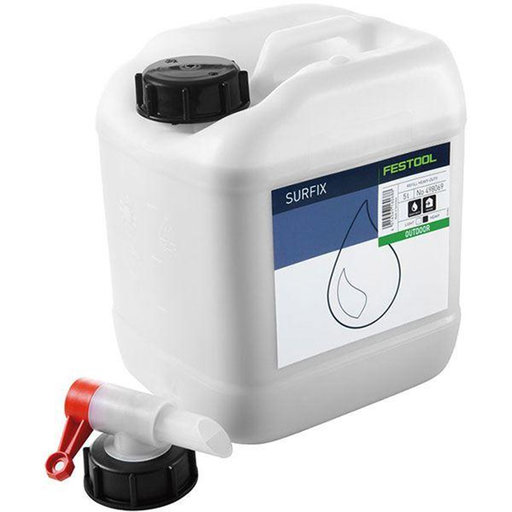 View a Larger Image of (NR) Outdoor Oil, 5 L Canister