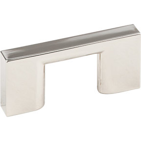 Sutton Pull, 32 mm C/C, Polished Nickel