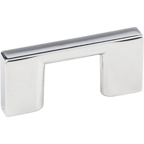 Sutton Pull, 32 mm C/C, Polished Chrome