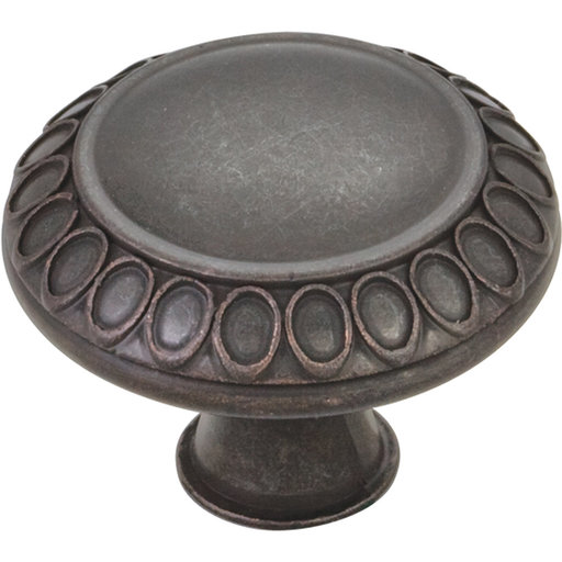 "View a Larger Image of Symphony Knob, 1-3/8"" Dia.,  Gun Metal"