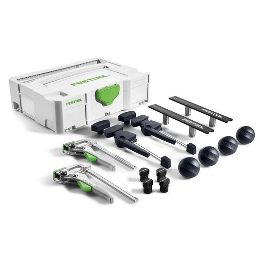 View a Larger Image of SYS-MFT-FX Clamping Set