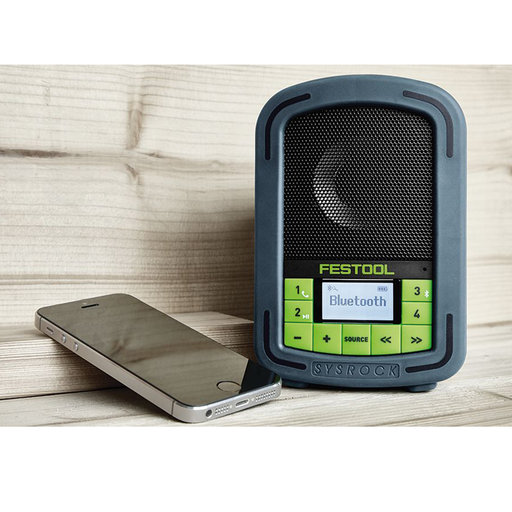 View a Larger Image of SYSROCK BR 10, Radio and Bluetooth Speaker