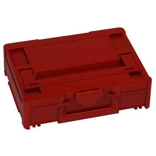 View a Larger Image of Systainer³ M 112 Storage Container, Carmine Red