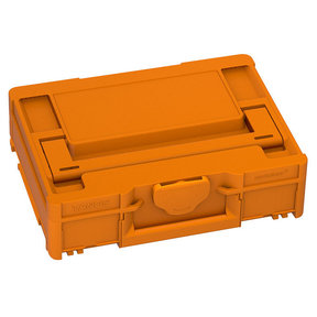 Systainer³ M 112 Storage Container, Deep Orange