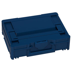 Systainer³ M 112 Storage Container, Sapphire Blue