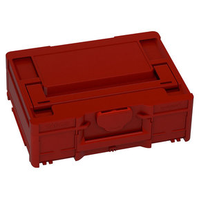 Systainer³ M 137 Storage Container, Carmine Red