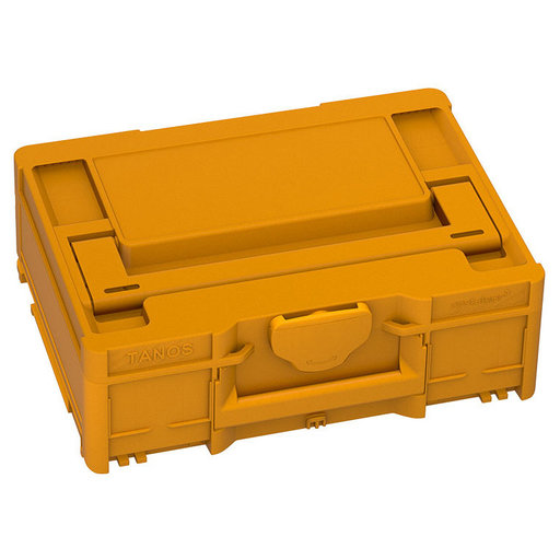 View a Larger Image of Systainer³ M 137 Storage Container, Daffodil Yellow