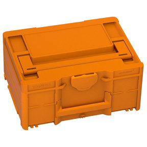 Systainer³ M 187 Storage Container, Deep Orange