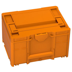 Systainer³ M 237 Storage Container, Deep Orange