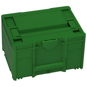 Systainer³ M 237 Storage Container, Emerald Green