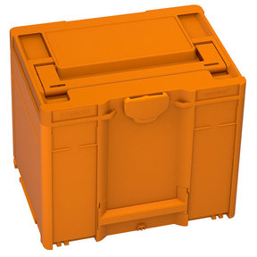Systainer³ M 337 Storage Container, Deep Orange