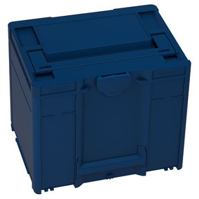 Systainer³ M 337 Storage Container, Sapphire Blue