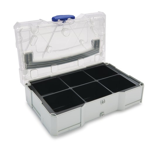View a Larger Image of Systainer MINI Clear Lid Insert