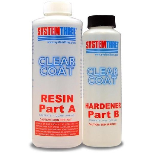 View a Larger Image of ClearCoat, 1.5 Gal. Kit