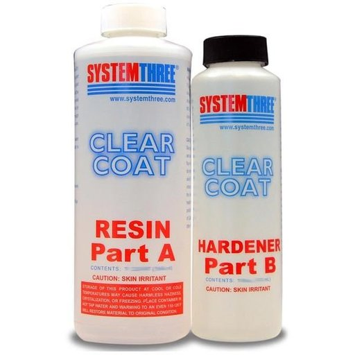 View a Larger Image of ClearCoat, 3 Gal. Kit