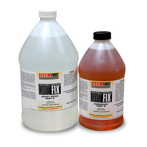 View a Larger Image of Rot Fix, 1.5 Gal. Kit