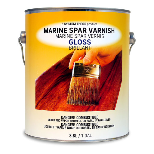 View a Larger Image of Spar Urethane, Gloss, Gallon