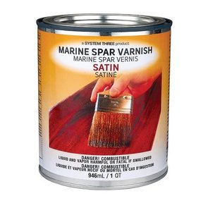 Satin Spar Urethane Varnish Quart