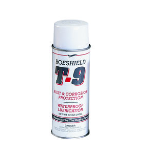 T-9 Rust Protectant, 12 Ounce Spray