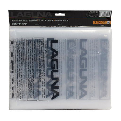 View a Larger Image of T|Flux 10: Canister Filter Bags