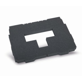 T-Loc I-V, Base Pick & Pluck Foam, 25 mm, Smooth