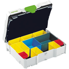T - LOC Systainer I Box with Compartments