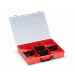 T-Loc V, Organizer Box Red