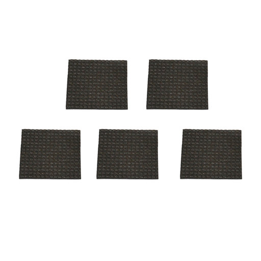 View a Larger Image of T-Tec Mini Anti-Slip Mats, 12 x 12cm, set of 5