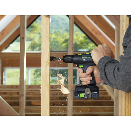 View a Larger Image of T18 Easy Cordless Drill Plus Set