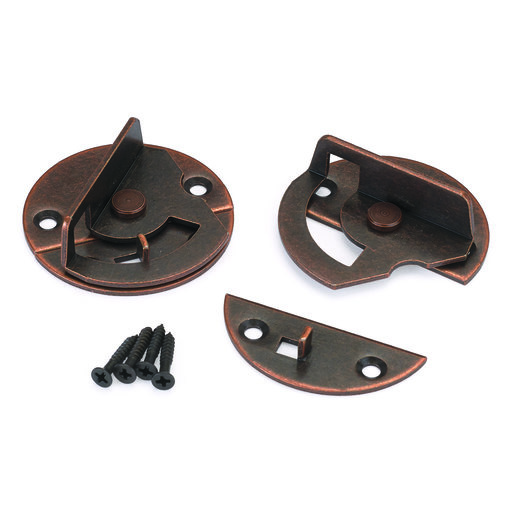 View a Larger Image of Table Leaf Fasteners Pair