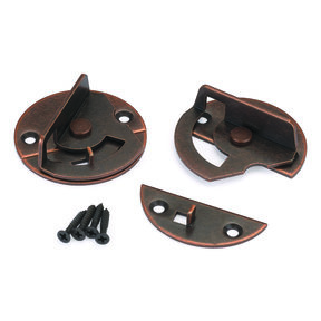 Table Leaf Fasteners Pair