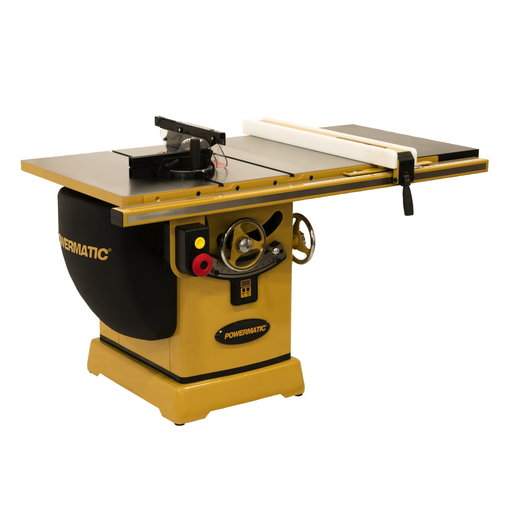 "View a Larger Image of 3HP 1PH 230V PM2000B Table Saw with 30"" Rip Capacity"